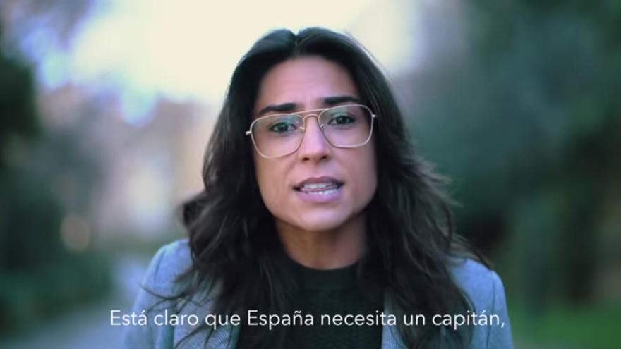 El vídeo viral de la escritora Tatiana Ballesteros contra los políticos