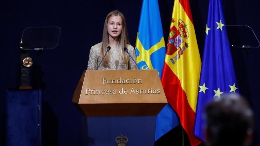 Un total de 363 candidaturas optan a los premios Princesa de Asturias