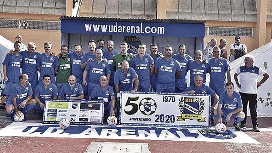 Brillantes presentaciones del Alaró, Arenal y PESA