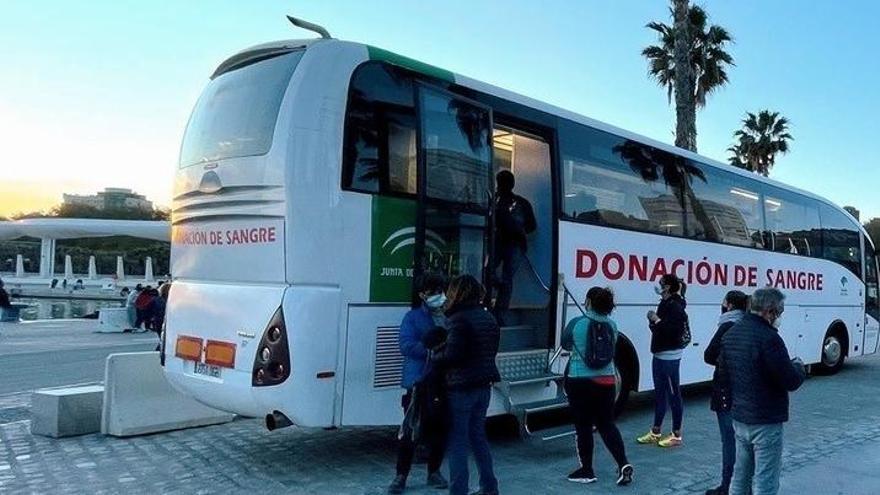 Muelle Uno dispondrá de un punto de donación de sangre del Centro de Transfusión Sanguínea los viernes