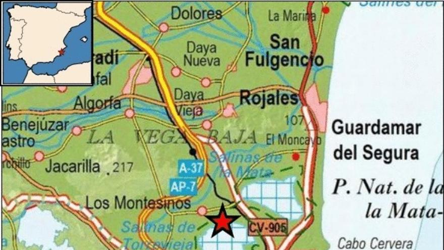 Otro terremoto sacude la Vega Baja