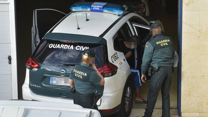 El juez envía a prisión a los cuatro acusados de la violación grupal en Puerto Rico