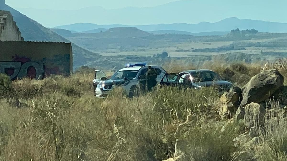 Localizan el cuerpo sin vida de un hombre en el entorno de Villaricos en Mula