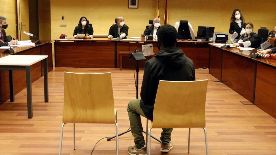 Quatre anys de presó per violar una dona a Figueres aprofitant que estava inconscient