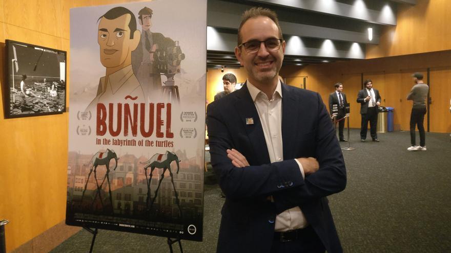 «El gasto en una película se traduce en inversión sostenida en el entorno»