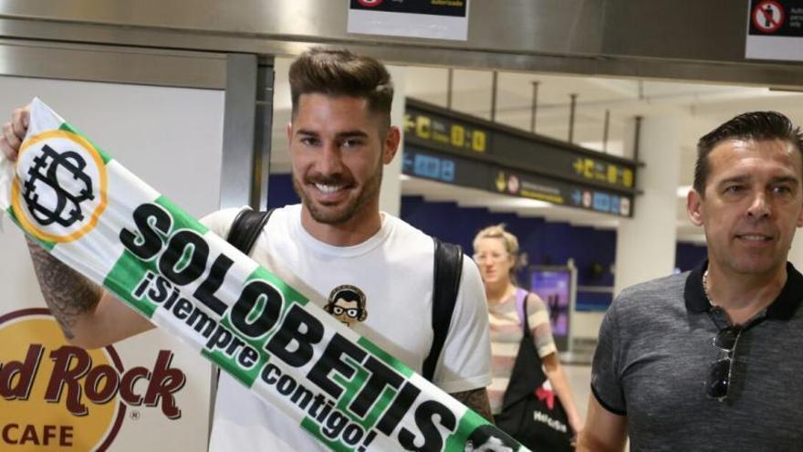 El murciano Javi García, nuevo jugador del Betis