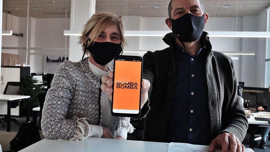 UVE Solutions prova al Bages una app per vendre online alimentació de proximitat