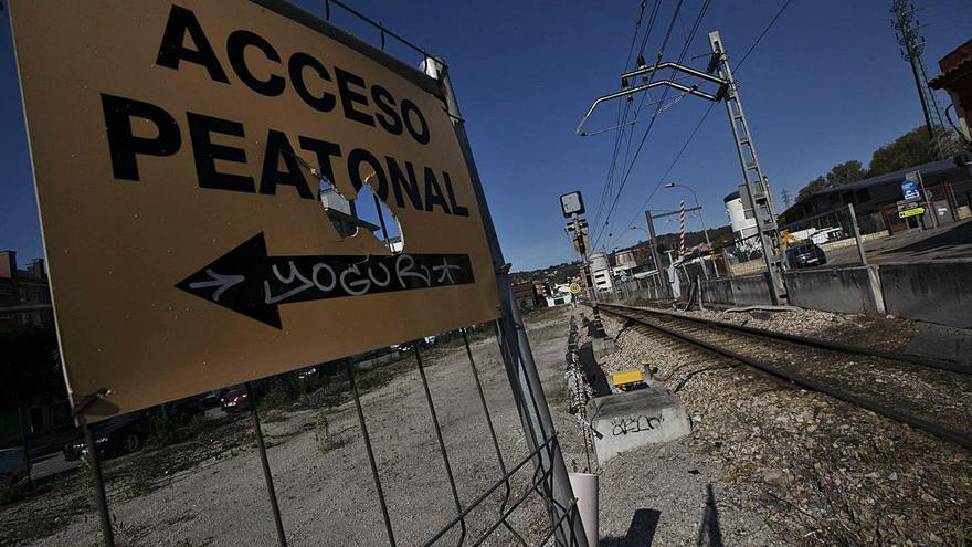 Más problemas para el soterramiento de vías de Langreo: el convenio para acabar la obra debe aprobarse de nuevo