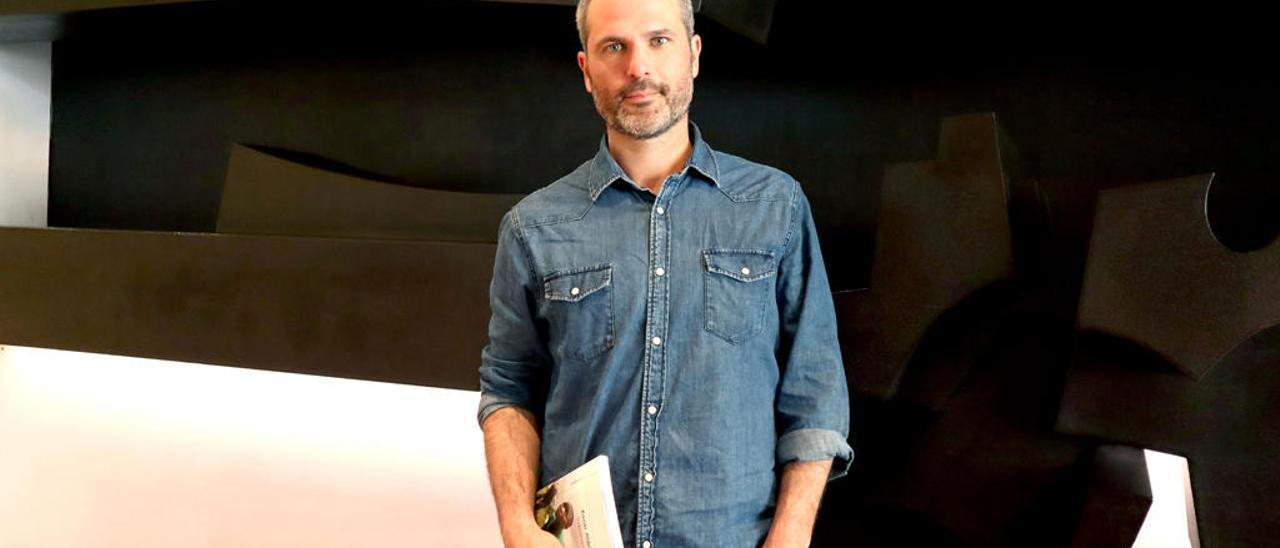 Xavier Aldekoa, periodista y escritor.