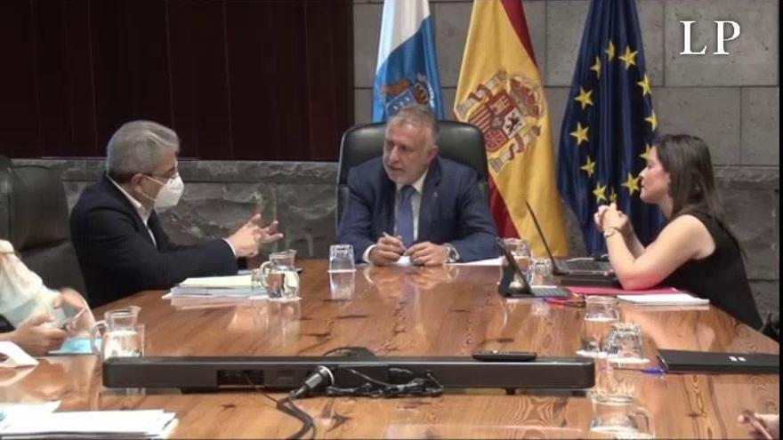 El Gobierno de Canarias invertirá 664 millones hasta 2025 para construir casi 6.000 viviendas públicas