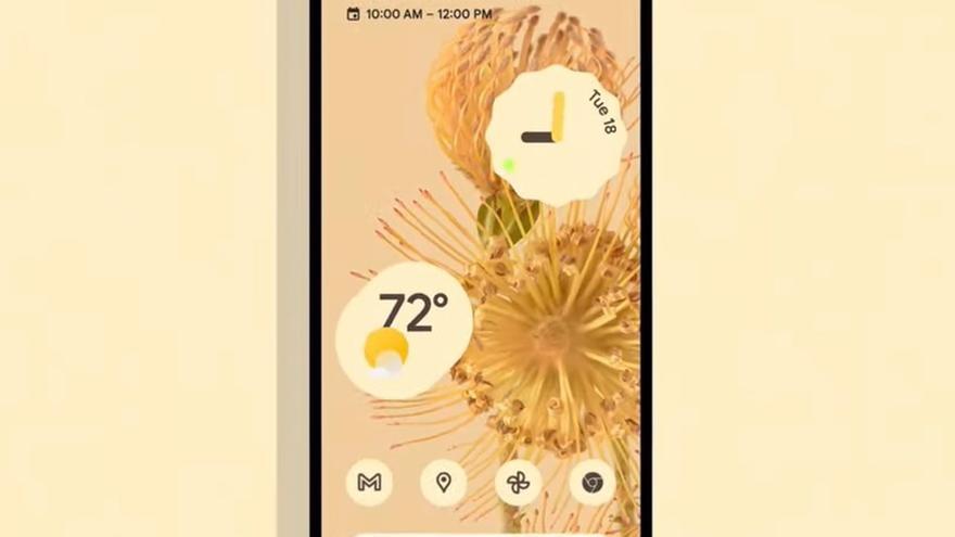 Las novedades que cambiarán los móviles con la llegada de Android 12
