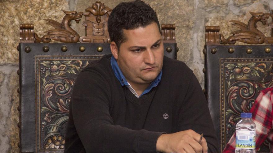 Klaus Brey dimite como concejal del PSOE de Silleda