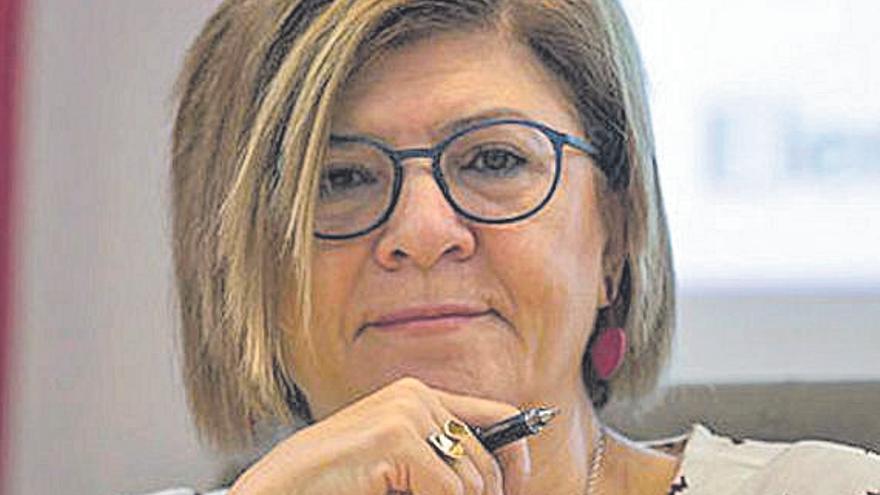 """Capitolina Díaz: """"Volverá el contacto físico y nuestros hábitos apenas cambiarán"""""""