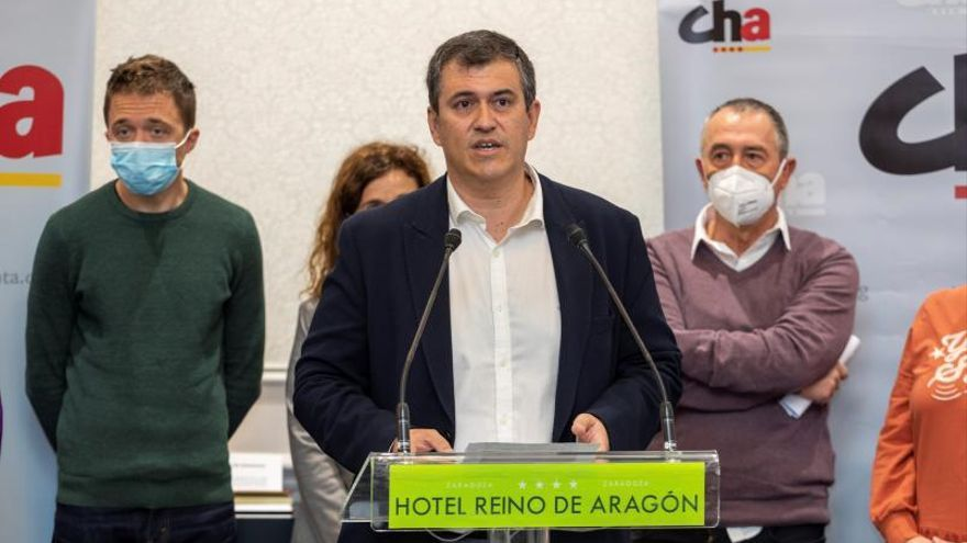 CHA reafirma su alianza con Errejón y Compromís