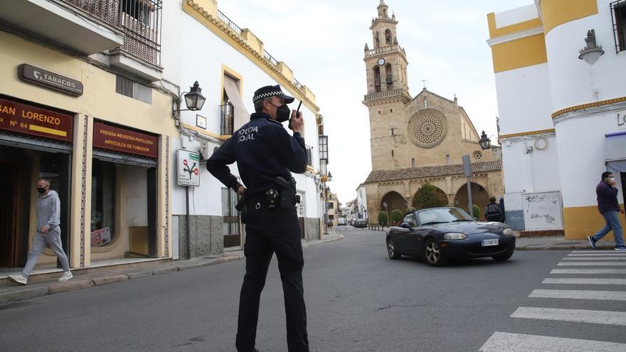 La obra del Realejo corta desde hoy el tráfico en San Lorenzo