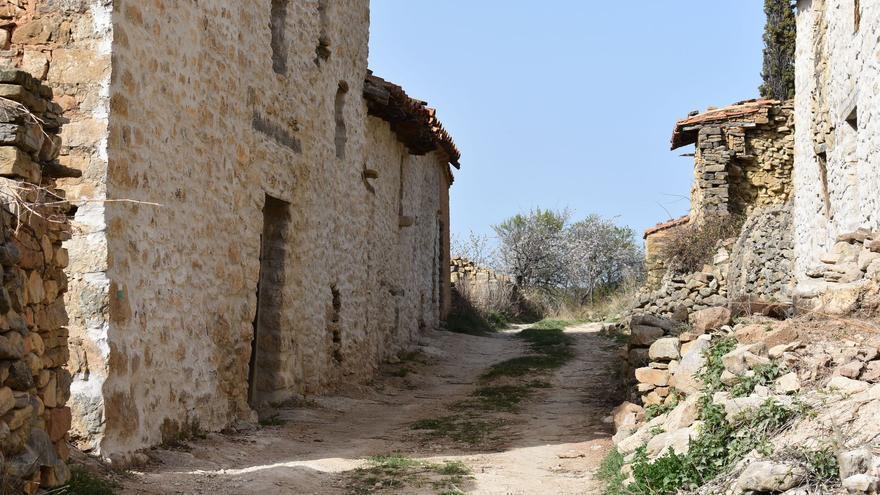 Recuperan un poblado de Castelló abandonado durante 30 años para turismo rural