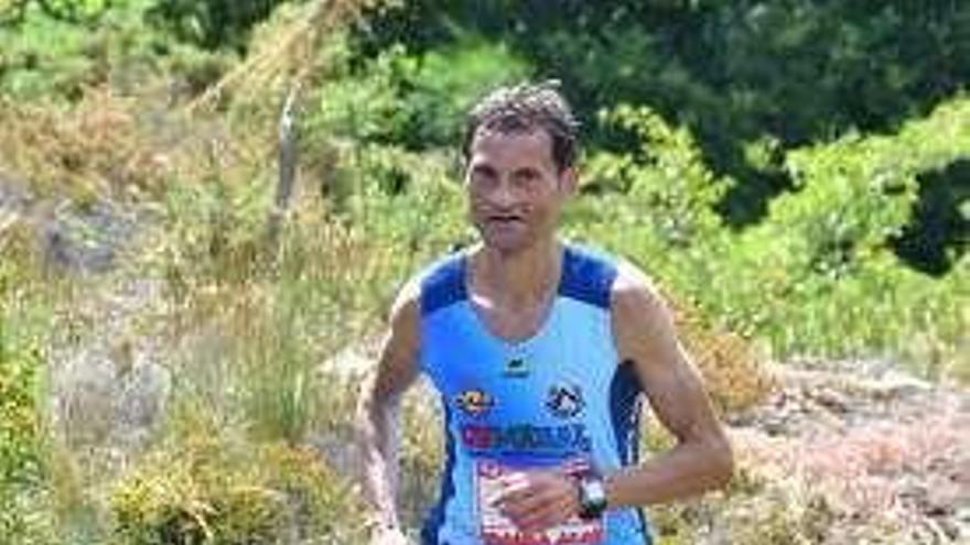 Montilla y García, primero y tercera en la Copa de Carreras por Montaña