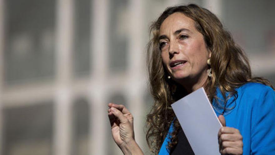Carolina Punset deja la ejecutiva de Ciudadanos por no sentirse identificada
