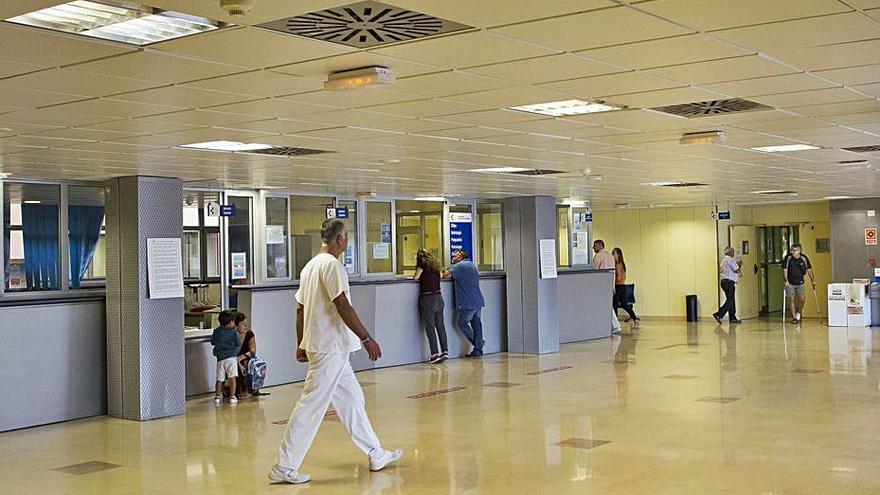 CC denuncia que las nuevas unidades de hospitalización en el hospital siguen cerradas
