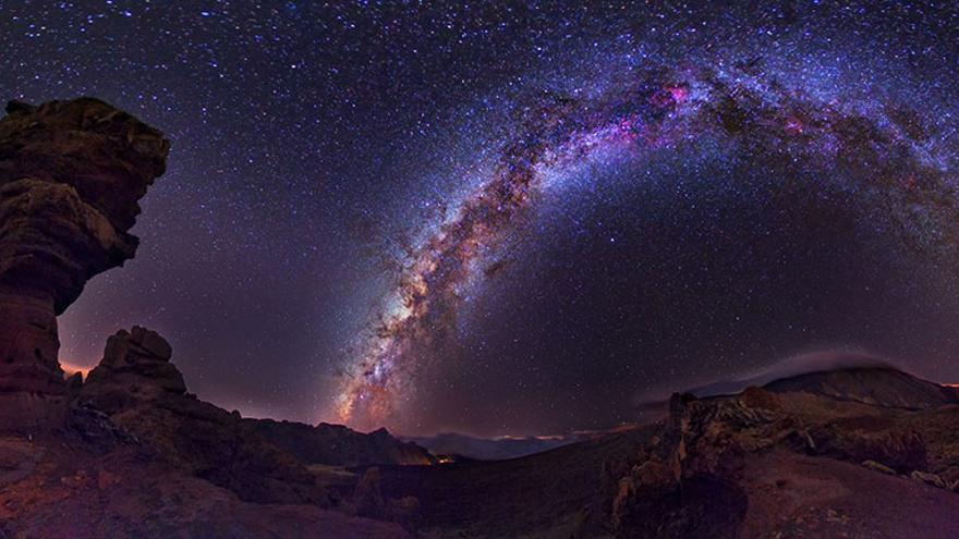 Fuerteventura renovará la certificación de 'Reserva Starlight' por la calidad de sus cielos nocturnos