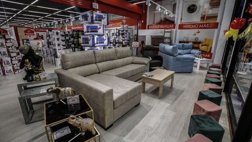 Muebles y decoración: Castor Home abre una nueva tienda en Alicante
