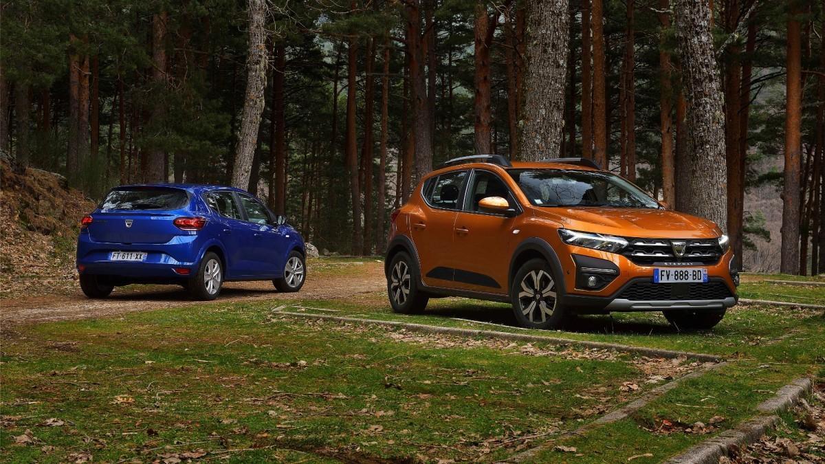 Dacia Sandero y Sandero Stepway 2021: Importantes mejoras sin perder su esencia