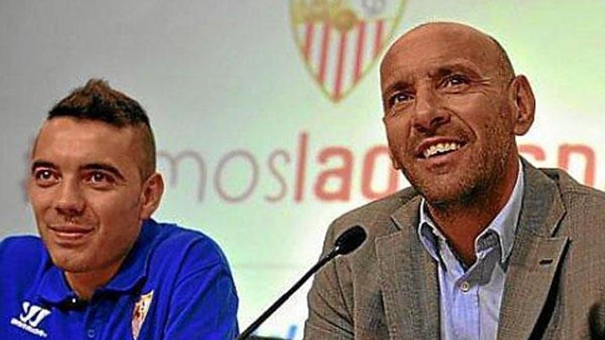 Vigo y Sevilla, una conexión frecuente para Monchi