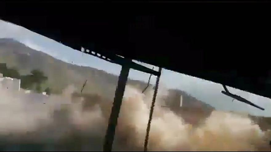 VÍDEO Así fue el ataque al puesto de observación español en Líbano