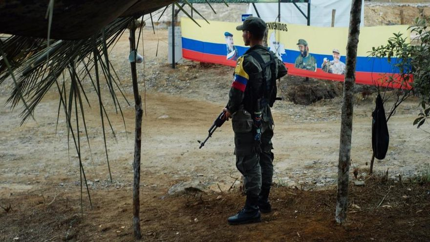 Subastan el oro de las FARC para reparar a las víctimas del conflicto armado