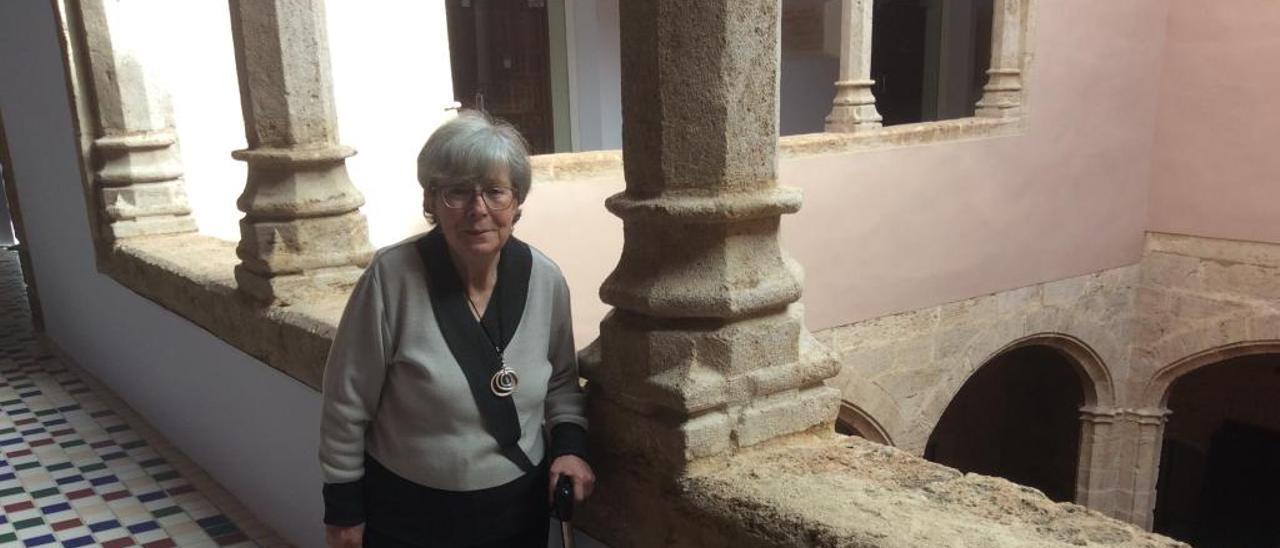 «Mi padre salvó el Castell en un acto heroico por su amor a la cultura»