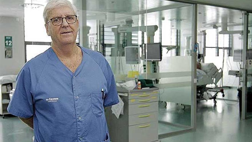 Son Espases usó una máquina que suple funciones vitales para obtener órganos de 8 donantes