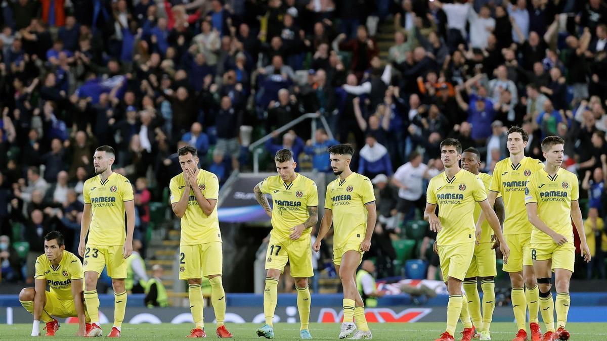 El Chelsea se impone al Villarreal en la final de la Supercopa de Europa