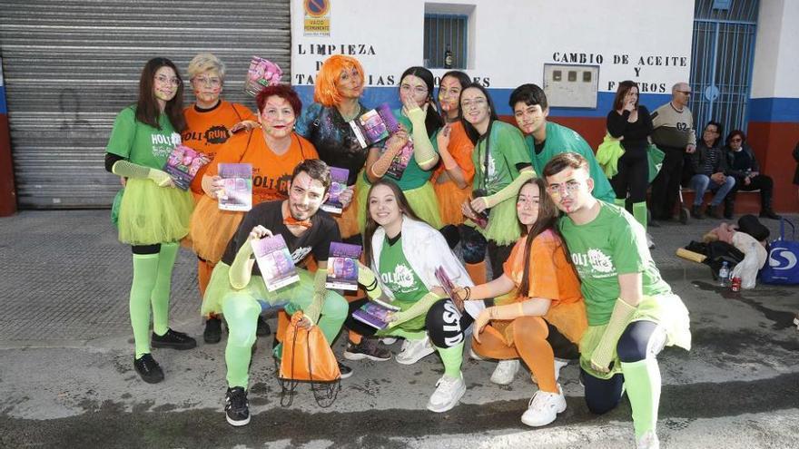 Gran Desfile del Carnaval de Cabezo de Torres