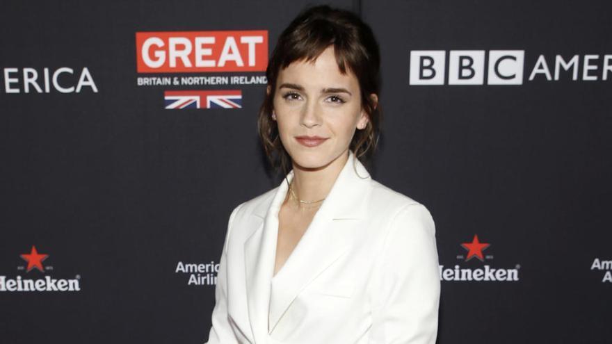 """Emma Watson sustituye a Emma Stone en el film """"Little Women"""" de Gerwig"""
