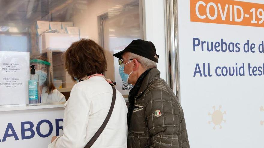 Corona-Testzentrum am Flughafen Mallorca nimmt Betrieb auf