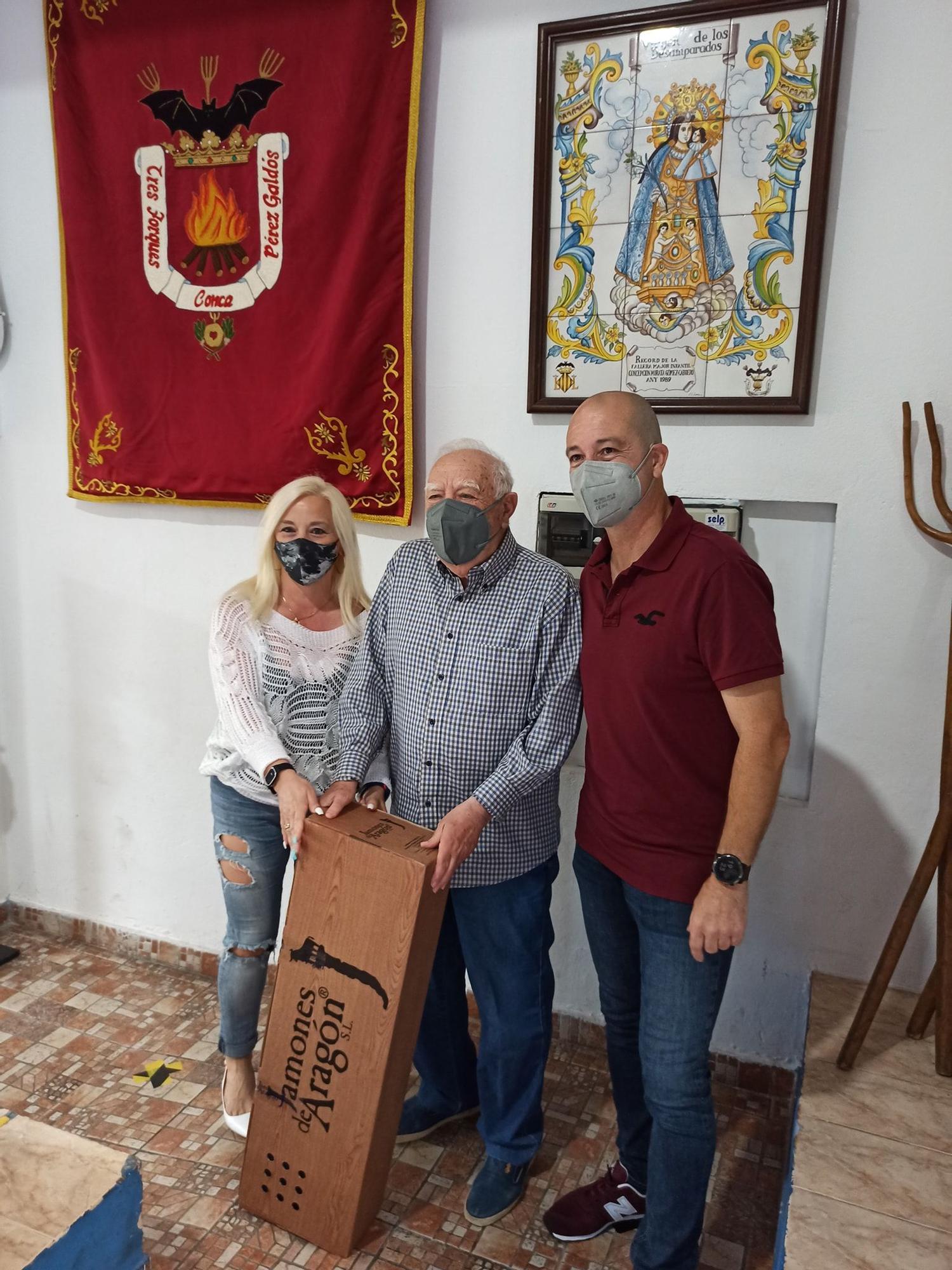 Entrega de premios de las Fallas Virtuales en Tres Forques-Cuenca.jpg