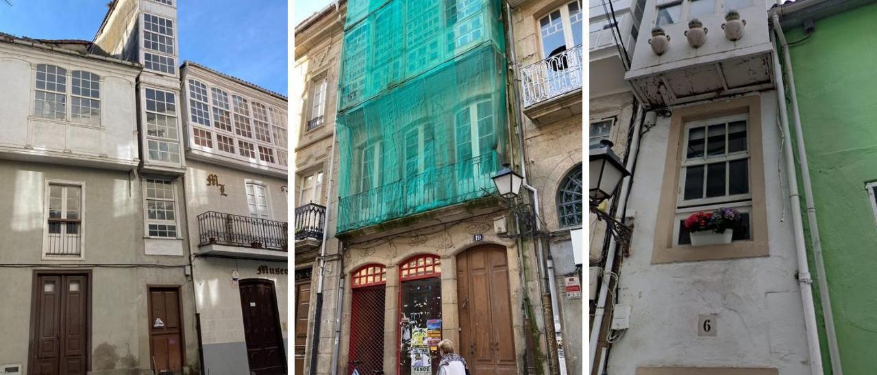 Las casas más estrechas de Galicia: ¿serías capaz de vivir en 3 metros de ancho?