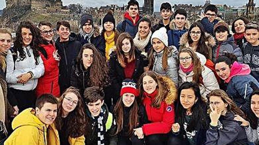 Inmersión lingüística en Edimburgo