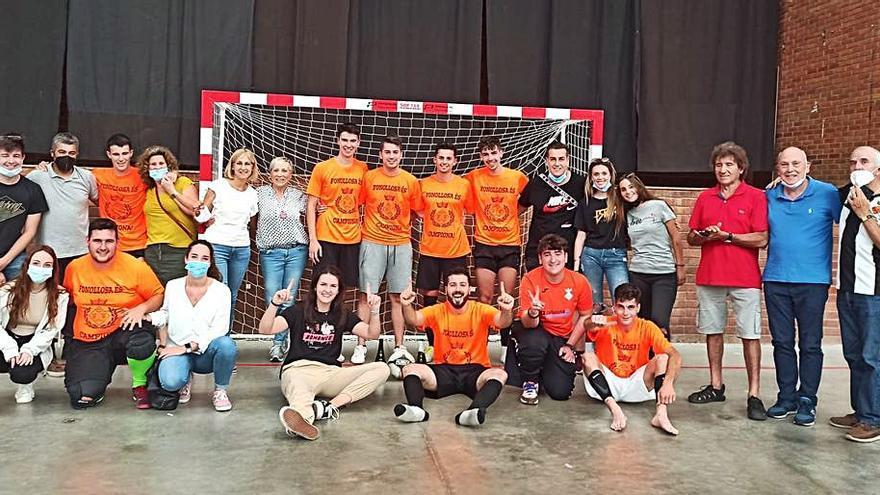 El CEFS Fonollosa es proclama campió del grup lleidatà de Tercera Catalana