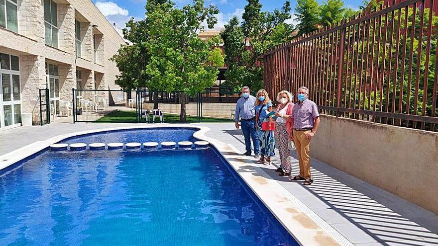 El PP tacha de «tomadura de pelo» la piscina de Benimàmet