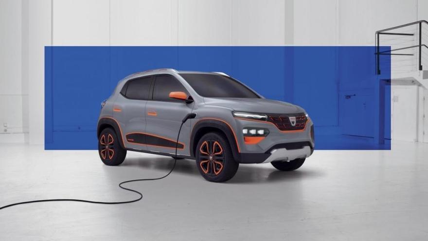 Nuevo Dacia Spring, el primer coche 100% eléctrico de Dacia