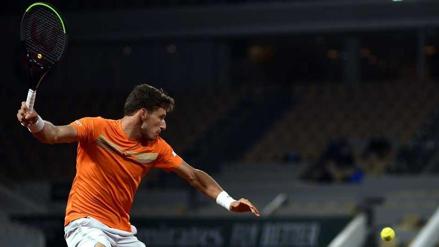 Djokovic - Carreño, en directo