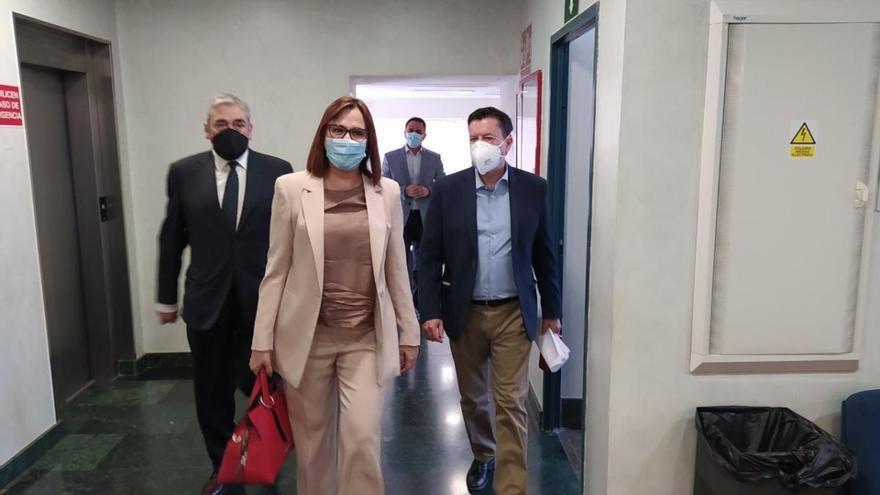 """Franco pide más ayudas para llevar las becas de comedor """"más allá"""" del 21 de junio"""