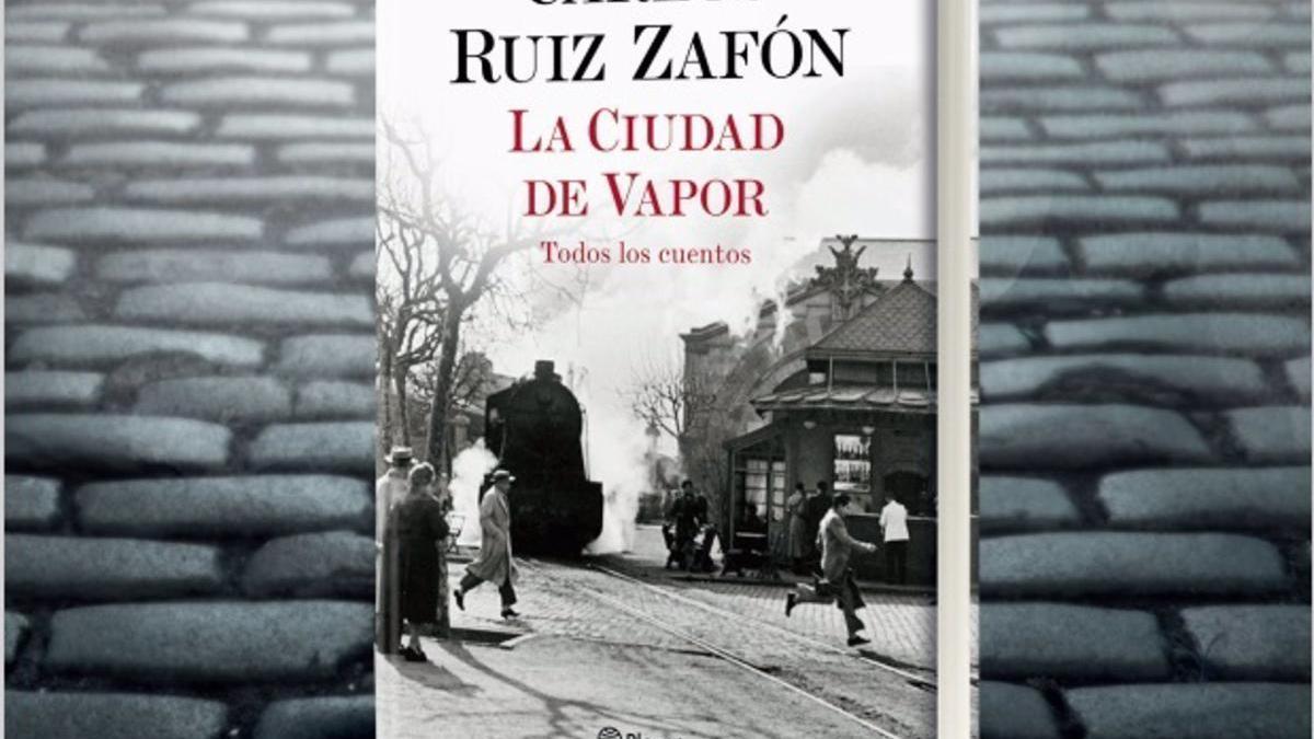 El llibre pòstum de l'escriptor barceloní Carlos Ruiz Zafón.