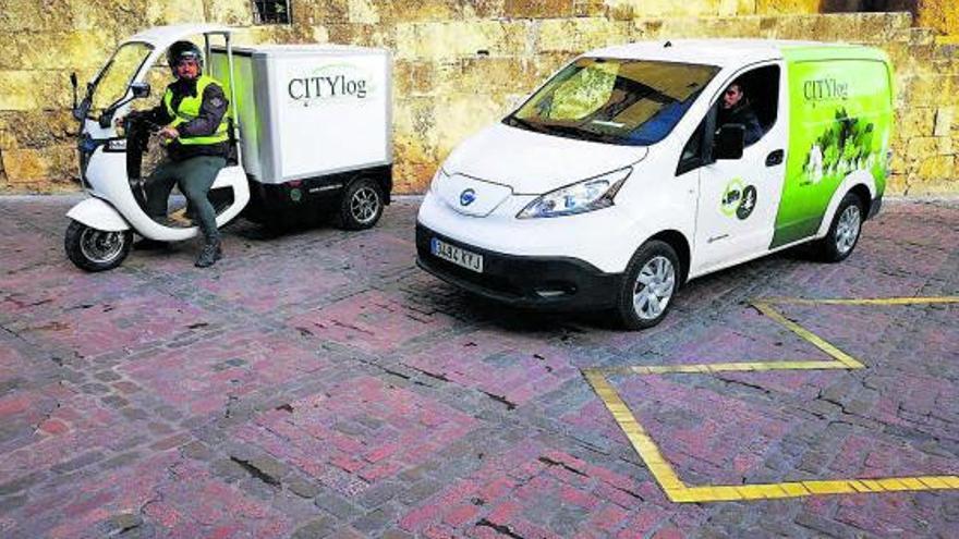 Logística urbana más sostenible