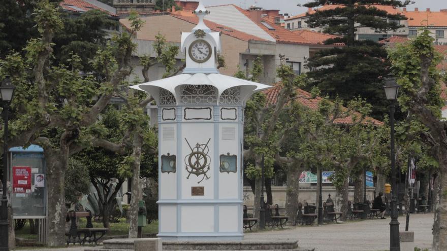 El Reloj de Cangas cumple 30 años