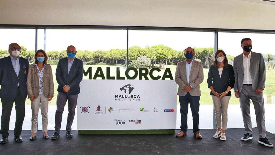El mejor golf vuelve a Mallorca