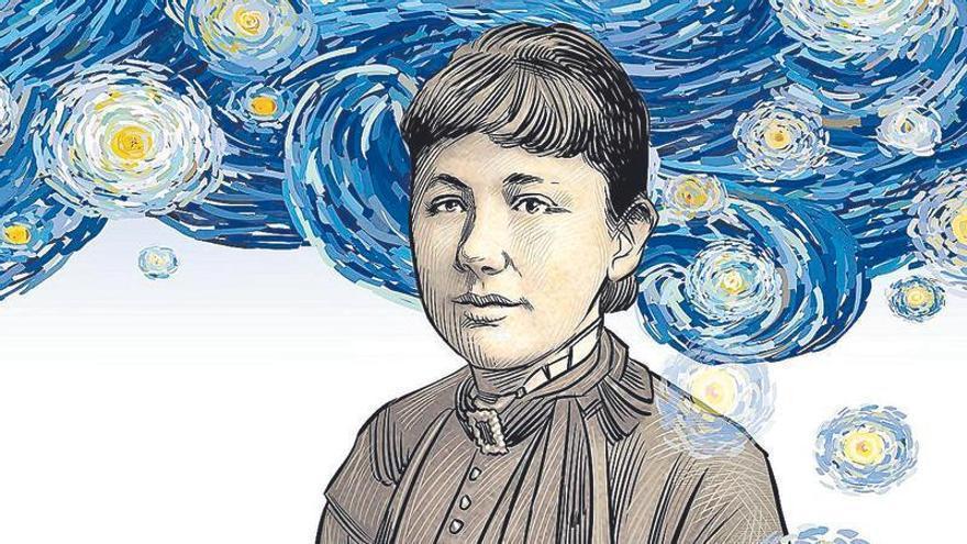Vincent, en el cielo con diamantes...