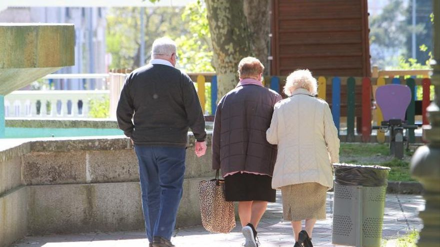 Galicia, presa del envejecimiento: está será la edad media en 2050