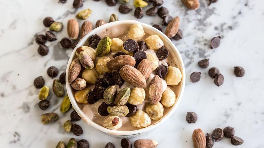 Cómo adelgazar más deprisa comiendo frutos secos a diario